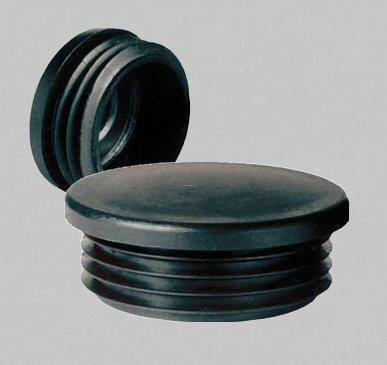 20x stopfen f r rundrohr 16 mm lamellenstopfen gleiter ebay. Black Bedroom Furniture Sets. Home Design Ideas